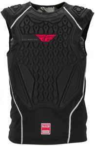 Fly Racing Barricade Pullover Vest Roost Chest Shield Foam Pad Motocross MX/ATV