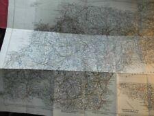 Cornwall Antique Original Antique European Maps & Atlases 1800-1899 Date Range