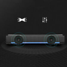 USB Sound Bar TV Soundbar Wired and Wireless Bluetooth Home Theater TV Speaker