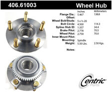 Wheel Bearing and Hub Assembly-Premium Hubs Front fits 94-04 Ford Mustang
