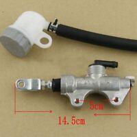 Rear Brake Master Cylinder Pump Set For Kawasaki ZX750 ZXR750 ZXR750R 1989-1995