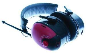 BULLANT AM/FM PHONE HEADPHONES EAR MUFFS HEADSET RADIO SUIT JOBSITE WORKSITE