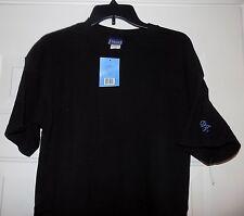PARIS HILTON Black Blue PH Unisex Adult Large L T-Shirt TShirt NEW WITH TAGS