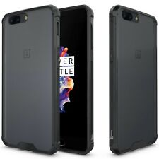 For OnePlus 5 Case Hard Back Bumper Slim Shockproof Phone Cover