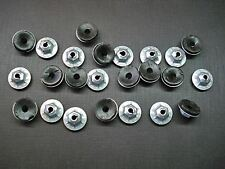25 pcs 8-32 zinc plated nuts with mastic sealer Ford Lincoln Mercury Willys