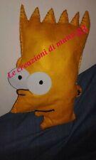cuscino simpson Bart