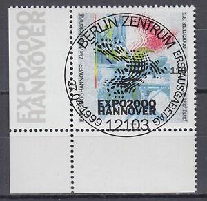 BRD 1999 Mi. Nr. 2042 Eckrand Gestempelt LUXUS!!! (28904)