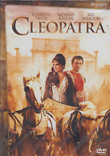 DVD - Cleopatra NEW Elizabeth Taylor Richard Burton FAST SHIPPING !