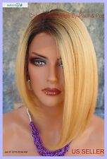 LACE FRONT LACE C PART CUTE UNBALANCED CLR TT4.1074 CUT SASSY SEXY WIG 295
