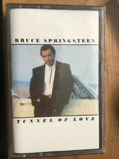 BRUCE SPRINGSTEEN Tunnel of Love cassette tape NM
