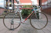 Bottecchia Equipe SLX Red White Carnielli Campagnolo  CRecord 55cm 1990 Columbus