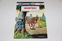 Les tuniques bleues T36 Quantrill / Lambil / Cauvin // Dupuis