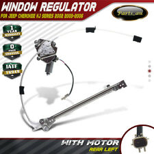 Power Window Regulator w/ Motor for Jeep Cherokee KJ 02-06 Rear Left 55360035AJ