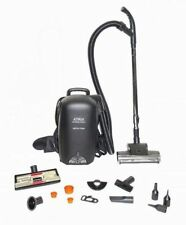Atrix VACBP1 Hepa Backpack Vacuum Corded Commercial Canister Vacuum