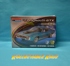 1:24 Monogram - 1971 Plymouth GTX Plastic Model Kit(85-4016)
