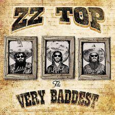 ZZ TOP CD - THE VERY BADDEST OF ZZ TOP [2 DISCS](2014) - NEW UNOPENED - ROCK