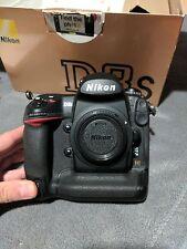 Nikon D3s 12.1 MP Digital SLR Camera - Black (Body Only)
