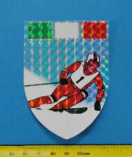 ITALIA SCI SKI - adesivo-sticker anni '80 - NUOVO-NEW -A65