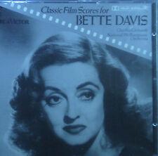 CD CHARLES GERHARDT - classic film scores for Bette Davis