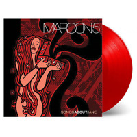 Maroon 5 – Songs About Jane Exclusive Limited Edition Red Colored Vinyl LP