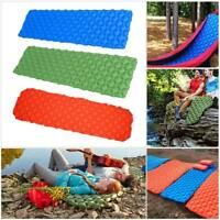 Outdoor Tent Sleeping Pad Self Inflating Mat Bed Hiking Air Mattress Camping US