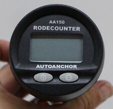 # AA150 NEW AutoAnchor Rodecounter Chain & Rope / Anchor Rode Counter 9130AA