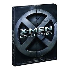Cof *** X-MEN - Complete Collection (6 Blu-Ray) *** sigillato