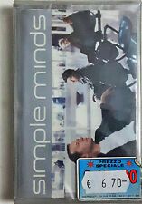 Simple Minds Neapolis MC CASSETTE SEALED