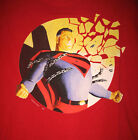 Marvel/DC: KINGDOM COME SUPERMAN UNCHAINED T-Shirt (L) - Used