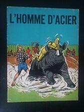 L'homme d'acier Archie la Chasse au trésor  TRES BON ETAT