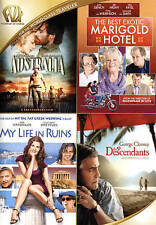 Australia/The Best Exotic Marigold Hotel/My Life in Ruins/Descendants (4-Disc)