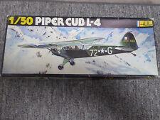 Maquette vintage Heller - Piper CUB L-4 au 1/50