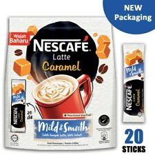 nescafe,super coffee & oldtown white coffee instant 3 in 1 . 20 to 25 stick/pack
