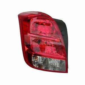 CHEVY TRAX 2013-2017 CHEVROLET TAILLIGHT TAIL LIGHT REAR LAMP - LEFT