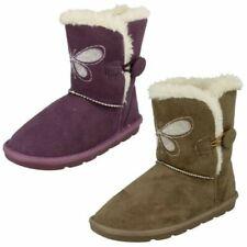 Girls Spot On Short Boots