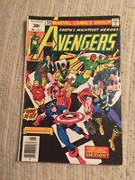 Avengers #150 30 Cent Variant Hard To Find [Marvel Comics, 1976]