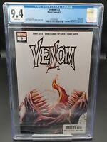 Venom #3 CGC 9.4 - 1st App of Knull