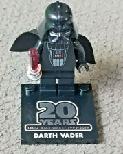 LEGO STAR WARS AUTHENTIC DARTH VADER 20TH ANNIVERSARY MINIFIGURE - LIMITED