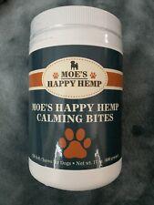 Organic Calm Hemp Treats for Dogs, 120 Soft Chews, Anxiety Relief & Calming Aid