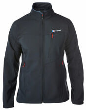 Berghaus Men's Ghlas Softshell Jacket Outdoor Clothing Black L