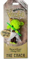 "Watchover Voodoo Doll  -  The Coach   3"" New Lucky Charm"