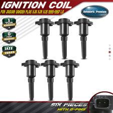 Beck//Arnley 178-8329 Ignition Coil For Jaguar Vanden Plas XJ6 XJR XJS 4.0L L6