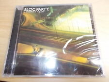 Bloc Party - A Weekend In The City  CD  NEU