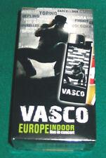 SMOKING VASCO ROSSI Europe indoor tour KIT BOX SET ACCENDINO CARTINE FILTRI NEW!