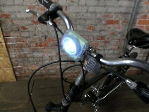 Outdoors HD Bicycling Bicycle Bike Head Light Lamp Model 4A Rechargeable Acces.