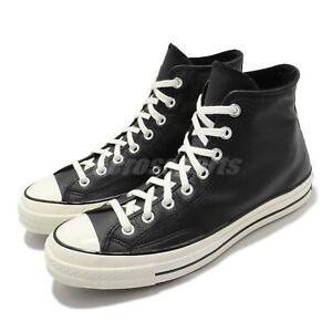Converse Chuck Taylor All Star 70 Hi Black Egret Men Unisex Shoes 170369C