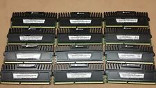 LOT OF 12 CORSAIR VENGEANCE 48GB (12X4GB) 1600MHz MEMORY (MM367)