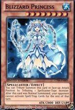 Blizzard Princess - CT09-EN009 - Super RareX *3* Yugioh Mint Promo Cards