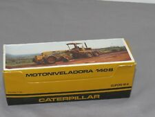 Vintage CATERPILLAR 140B Motor Grader 1:50 scale NIB by ARPRA Brazil Maintainer
