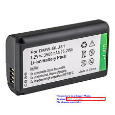 Kastar Replacement Battery Pack for Panasonic S1R S1H LUMIX S Series Mirrorless